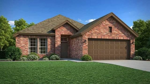 256 Marina Drive, Azle, TX 76020 (MLS #14383793) :: Trinity Premier Properties