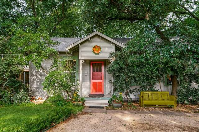 935 N Clinton Avenue, Dallas, TX 75208 (MLS #14383798) :: Bray Real Estate Group