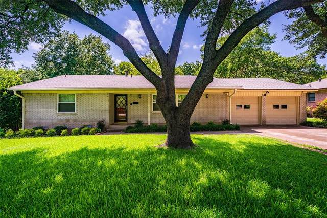 139 Barry Lane, Lancaster, TX 75146 (MLS #14383830) :: The Chad Smith Team