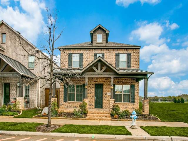 2216 7th Avenue, Flower Mound, TX 75028 (MLS #14383838) :: Baldree Home Team