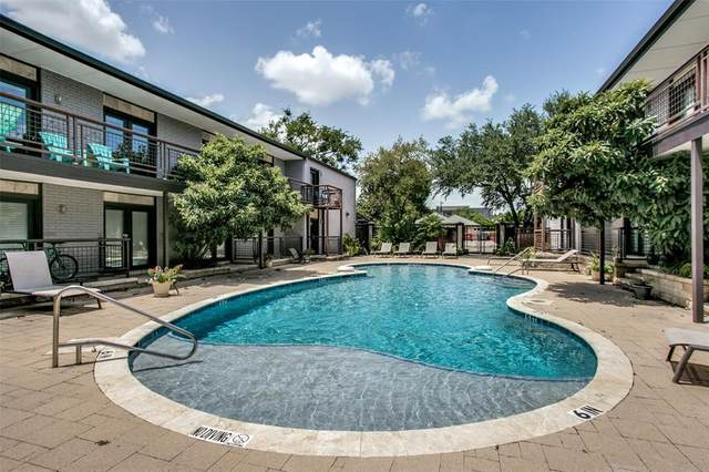 2722 Knight Street 124A, Dallas, TX 75219 (MLS #14383844) :: All Cities USA Realty