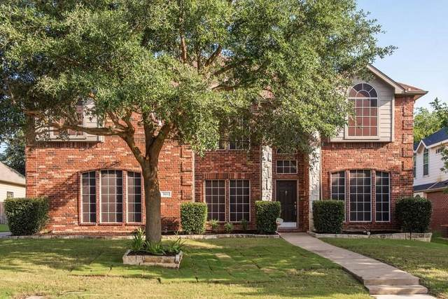 901 Manchester Drive, Mansfield, TX 76063 (MLS #14383853) :: The Hornburg Real Estate Group