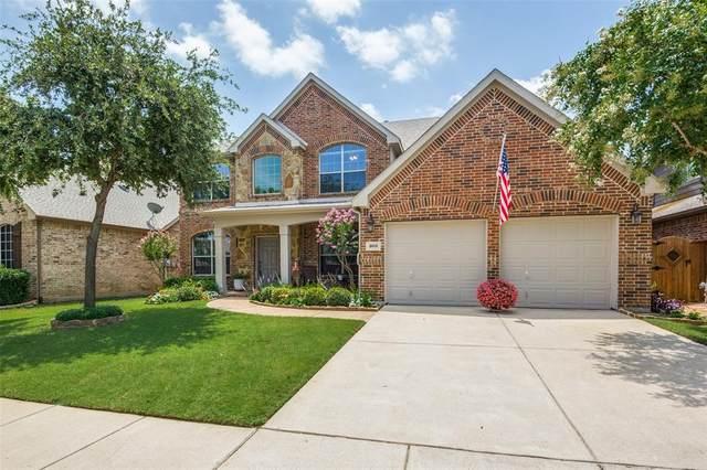 303 Texoma Drive, Hickory Creek, TX 75065 (MLS #14383864) :: Potts Realty Group