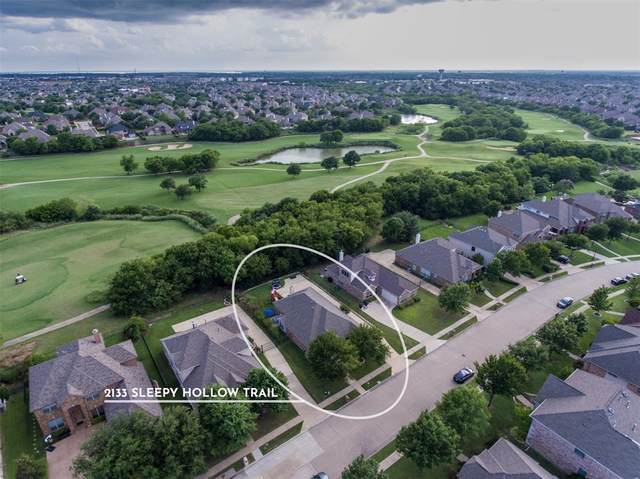 2133 Sleepy Hollow Trail, Frisco, TX 75033 (MLS #14383869) :: Hargrove Realty Group
