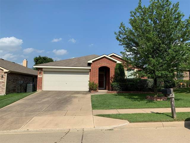 14044 Fontana Road, Fort Worth, TX 76262 (MLS #14383876) :: All Cities USA Realty