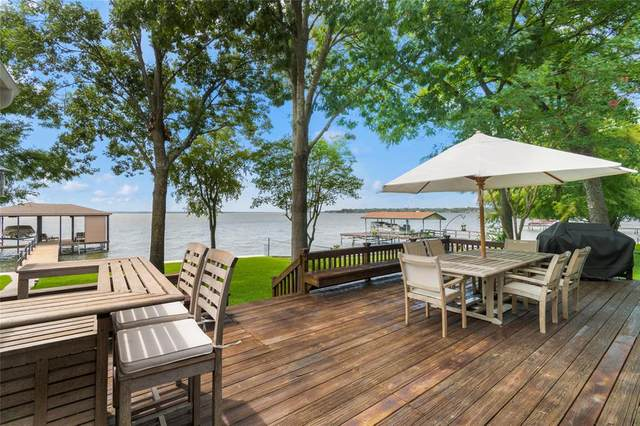 129 Peninsula Point Terrace, Mabank, TX 75156 (MLS #14383892) :: The Welch Team