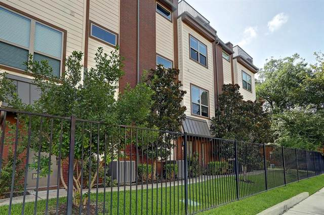 5875 Ross Avenue #11, Dallas, TX 75206 (MLS #14383947) :: The Mitchell Group