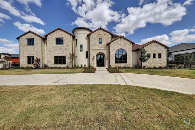 1521 Moss Lane, Southlake, TX 76092 (MLS #14383982) :: The Paula Jones Team | RE/MAX of Abilene