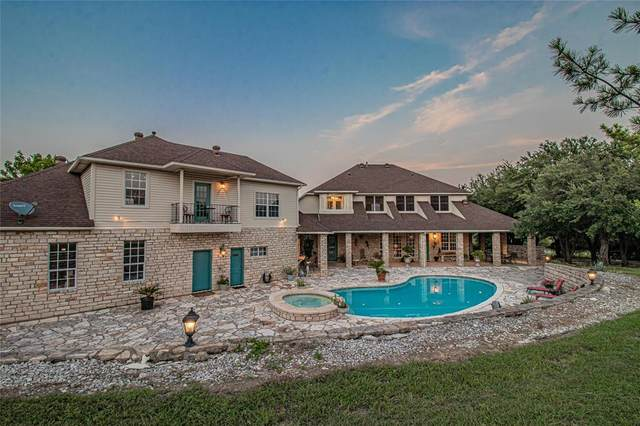 713 Meadow Hill Road, Fort Worth, TX 76108 (MLS #14383993) :: The Heyl Group at Keller Williams