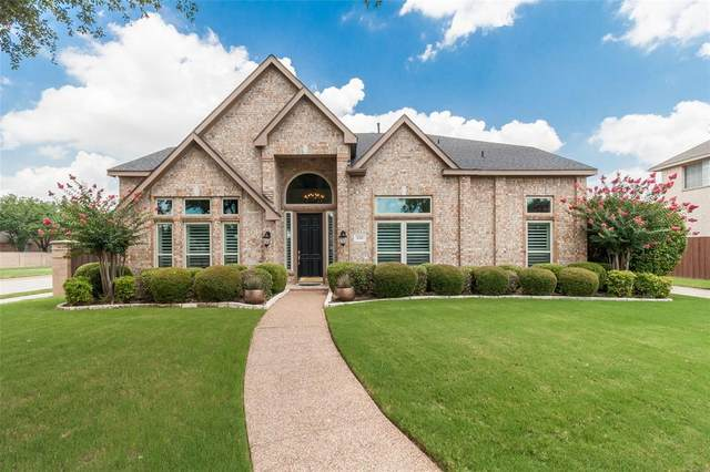338 Fairview Court, Coppell, TX 75019 (MLS #14384014) :: All Cities USA Realty