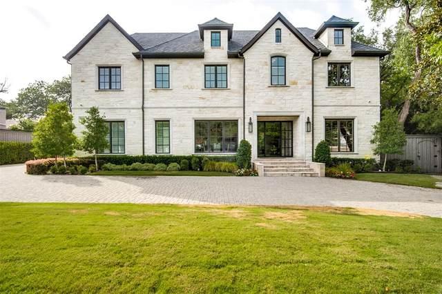 9110 Rockbrook Drive, Dallas, TX 75220 (MLS #14384023) :: The Heyl Group at Keller Williams