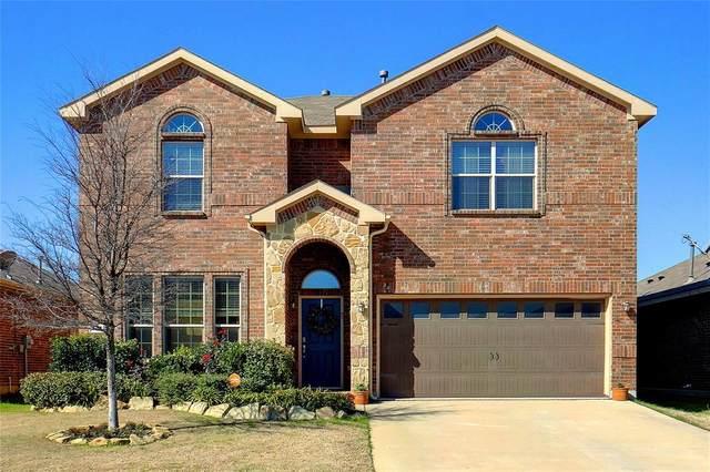 6812 Glen Eagle Drive, Arlington, TX 76001 (MLS #14384029) :: The Chad Smith Team