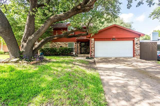 1428 Dumont Drive, Richardson, TX 75080 (MLS #14384039) :: Hargrove Realty Group
