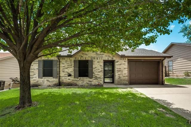 121 N Bugle Drive, Fort Worth, TX 76108 (MLS #14384042) :: Team Tiller
