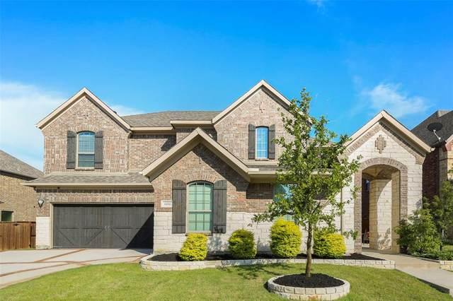 4404 Addax Trail, Frisco, TX 75034 (MLS #14384058) :: Frankie Arthur Real Estate