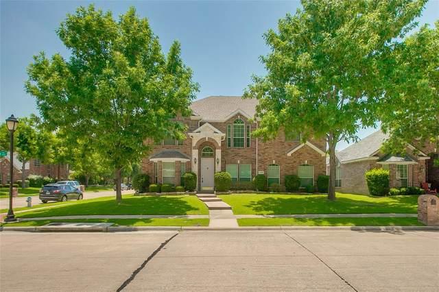 1320 Chardonnay Drive, Allen, TX 75002 (MLS #14384096) :: The Mauelshagen Group