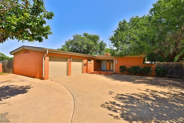 4302 S 7th Street, Abilene, TX 79605 (MLS #14384099) :: Century 21 Judge Fite Company