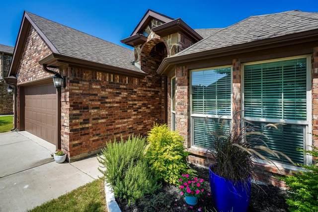 9513 Saltbrush Street, Fort Worth, TX 76177 (MLS #14384133) :: The Good Home Team