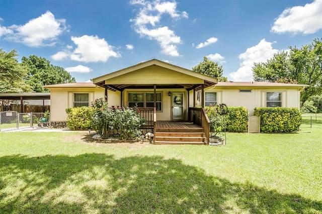 225 Bryon Drive, Weatherford, TX 76085 (MLS #14384138) :: Trinity Premier Properties