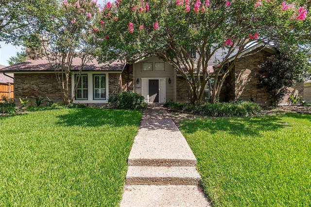 7707 Turnberry Lane, Dallas, TX 75248 (MLS #14384141) :: All Cities USA Realty