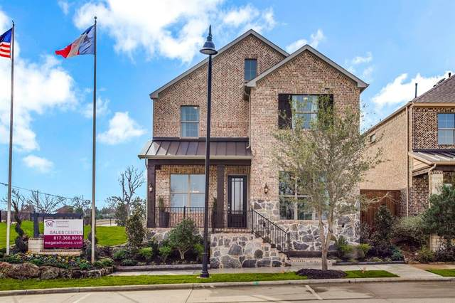 4404 Villa Drive, Flower Mound, TX 75028 (MLS #14384156) :: Hargrove Realty Group