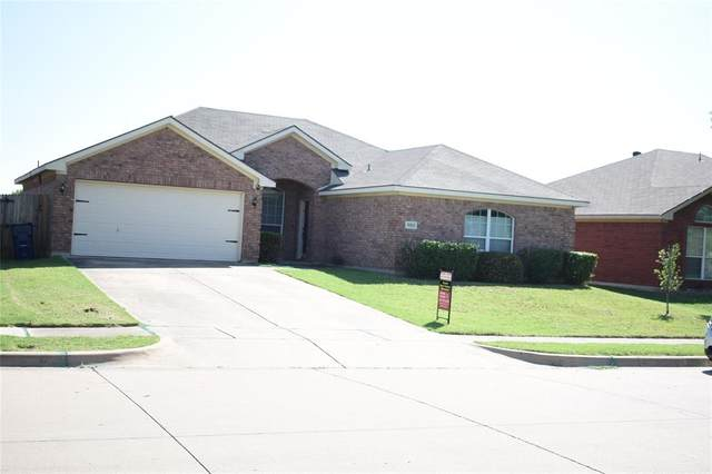 950 Micah Road, Burleson, TX 76028 (MLS #14384176) :: The Chad Smith Team