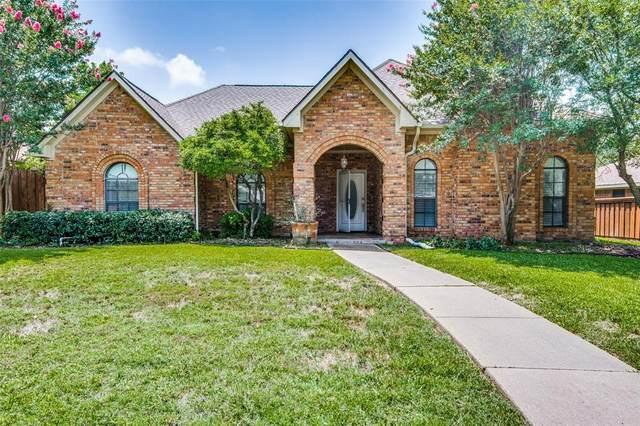 2518 Quail Glen Road, Carrollton, TX 75006 (MLS #14384182) :: The Chad Smith Team