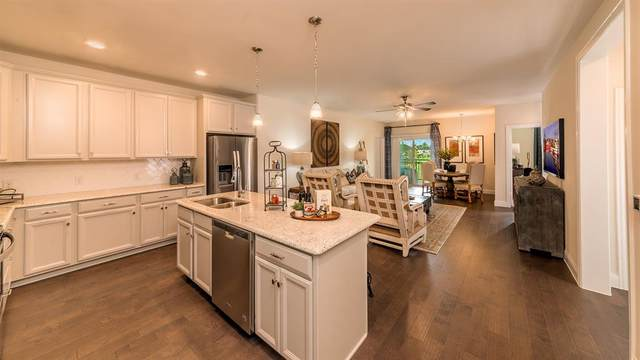 651 N Watters Road #7403, Allen, TX 75013 (MLS #14384186) :: Results Property Group