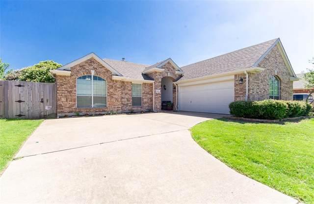 1418 Sleepy Hollow Drive, Allen, TX 75002 (MLS #14384188) :: The Daniel Team