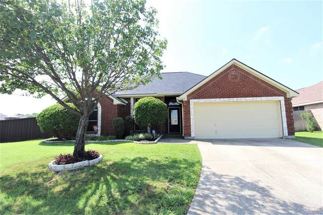 7522 Bellaire Lane, Rowlett, TX 75089 (MLS #14384191) :: All Cities USA Realty