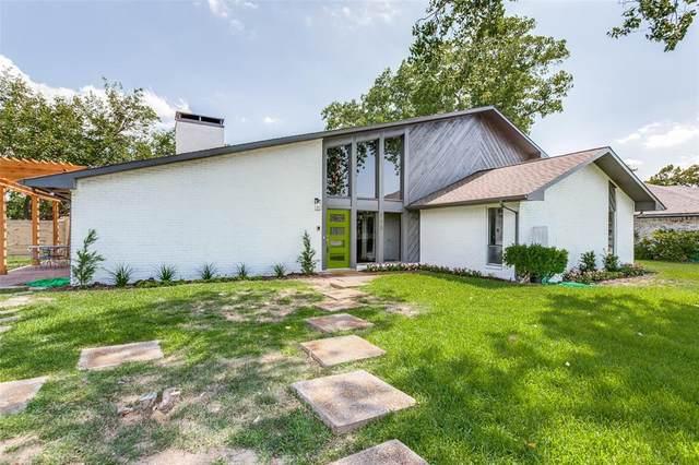 313 Melorine Drive, Grand Prairie, TX 75051 (MLS #14384196) :: The Hornburg Real Estate Group