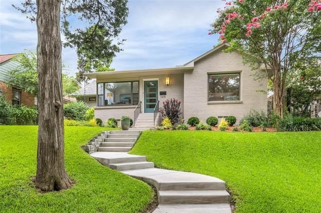 1315 Woodlawn Avenue, Dallas, TX 75208 (MLS #14384217) :: The Mauelshagen Group