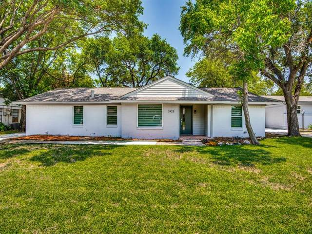 3433 Goldendale Drive, Farmers Branch, TX 75234 (MLS #14384224) :: Hargrove Realty Group