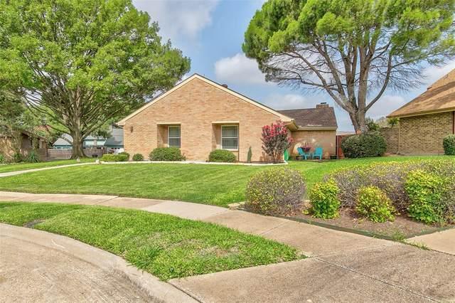 1309 Ursula Court, Plano, TX 75075 (MLS #14384228) :: The Hornburg Real Estate Group