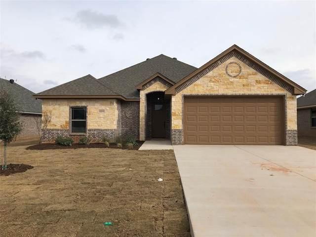 3205 Arrow Creek Drive, Granbury, TX 76049 (MLS #14384238) :: The Chad Smith Team