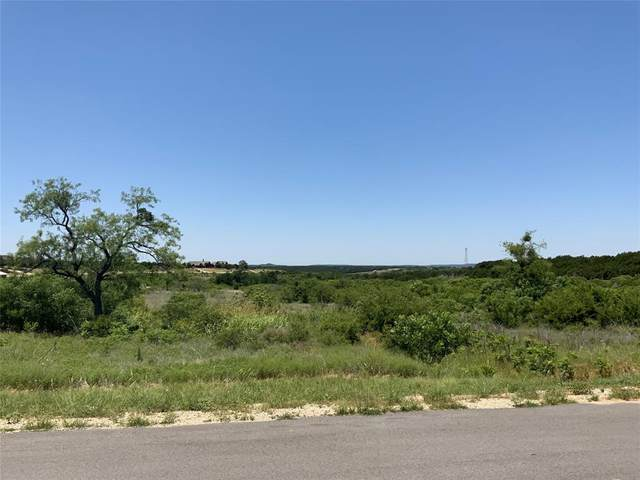 2833 Canyon Wren Loop, Graford, TX 76449 (MLS #14384243) :: The Kimberly Davis Group