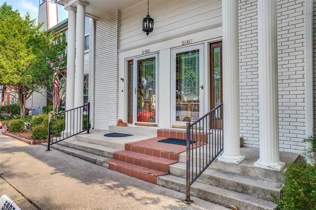 5907 Copperwood Lane #1138, Dallas, TX 75248 (MLS #14384263) :: Potts Realty Group