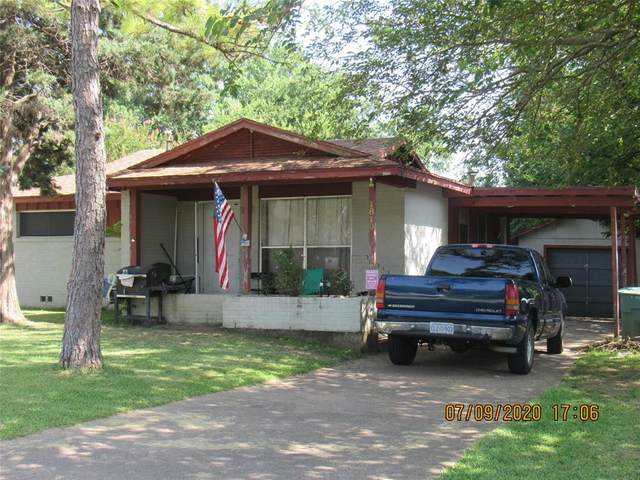 1810 W Brockett Street, Sherman, TX 75092 (MLS #14384264) :: Team Hodnett