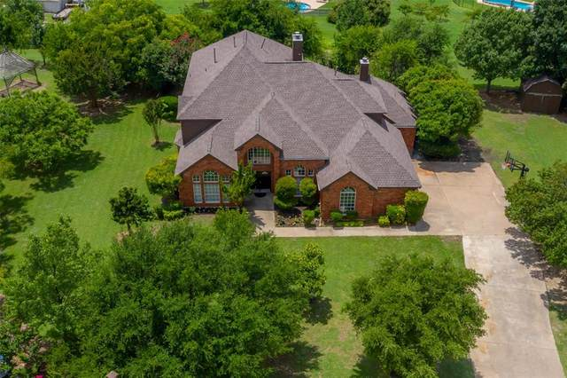10281 Highland Court, Frisco, TX 75033 (MLS #14384266) :: The Mauelshagen Group