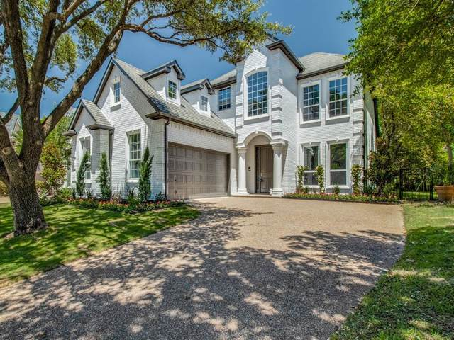 5548 Southern Hills Drive, Frisco, TX 75034 (MLS #14384273) :: The Chad Smith Team