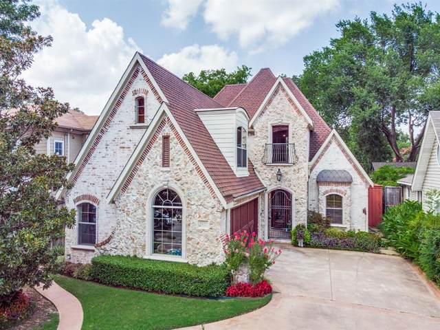 5239 Bonita Drive, Dallas, TX 75206 (MLS #14384289) :: All Cities USA Realty