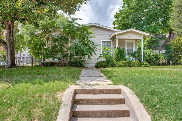 2601 State Street, Dallas, TX 75204 (MLS #14384293) :: All Cities USA Realty