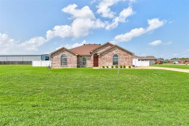 3124 Amerifax Road, Crowley, TX 76036 (MLS #14384294) :: NewHomePrograms.com LLC