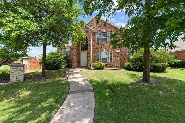 1922 Bridgewater Drive, Allen, TX 75013 (MLS #14384321) :: The Kimberly Davis Group