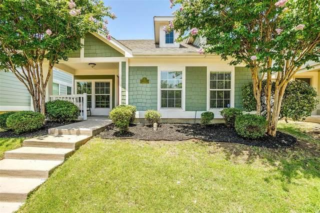 1125 Caudle Lane, Savannah, TX 76227 (MLS #14384326) :: The Kimberly Davis Group