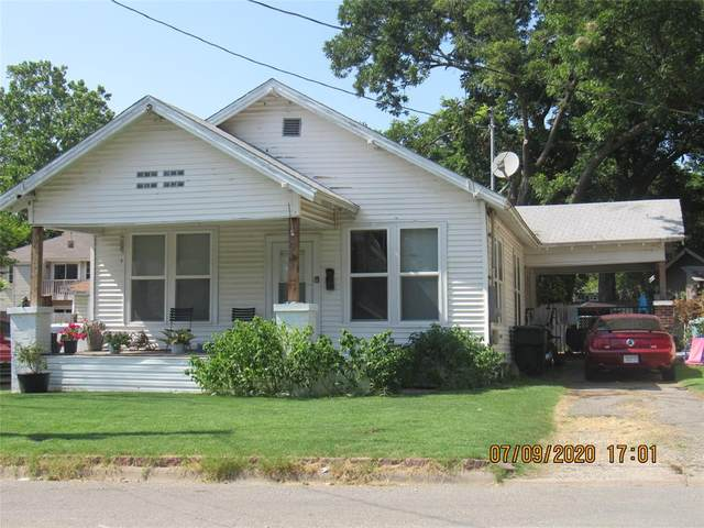 913 W Freeman Street, Sherman, TX 75092 (MLS #14384328) :: Team Hodnett