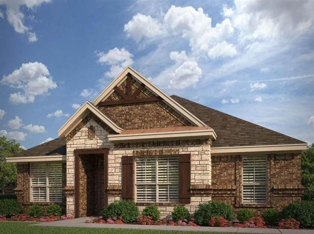 1340 Coneflower Drive, Frisco, TX 75033 (MLS #14384335) :: Hargrove Realty Group