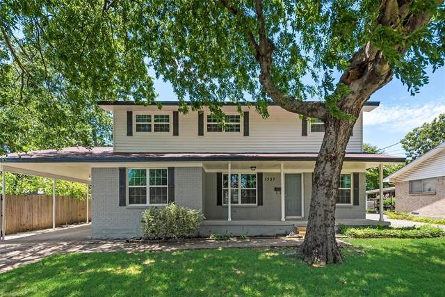 1307 West Street, Mckinney, TX 75069 (MLS #14384340) :: The Kimberly Davis Group