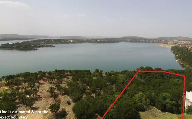 Lot145 Bay Hill Drive, Possum Kingdom Lake, TX 76449 (MLS #14384341) :: The Chad Smith Team