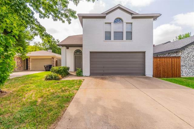 6811 Normandy Court, Fort Worth, TX 76133 (MLS #14384345) :: Team Tiller